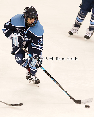 Tereza Vanišová (Maine - 21) - The Boston College Eagles defeated the visiting University of Maine Black Bears 2-1 on Saturday, October 8, 2016, at Kelley Rink in Conte Forum in Chestnut Hill, Massachusetts.  The University of North Dakota Fighting Hawks celebrate their 2016 D1 national championship win on Saturday, April 9, 2016, at Amalie Arena in Tampa, Florida.