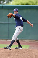 Matt Miller - Helena Brewers, 2010 Pioneer League.Photo by:  Bill Mitchell/Four Seam Images..