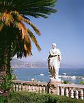 Park in Liguria, Italy