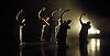 Orpheus<br /> choreography by Will Tuckett<br /> <br /> Ballet Black <br /> Artistic director Cassa Pancho<br /> <br /> <br /> Photograph by Elliott Franks