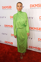 www.acepixs.com<br /> April 27, 2017  New York City<br /> <br /> Rita Ora attending the 11th Annual DKMS 'Big Love' Gala at Cipriani Wall Street on April 27, 2017 in New York City.<br /> <br /> Credit: Kristin Callahan/ACE Pictures<br /> <br /> <br /> Tel: 646 769 0430<br /> Email: info@acepixs.com