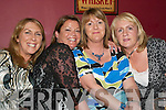 Party Time: Enjoying a night out in the Cashen Bar Ballybunion on Friday night were Mary Roche, Tralee, Sandra O'Callaghan, Tralee, Angela Enright, Ballybunion and Helen O Halloran, Tralee..