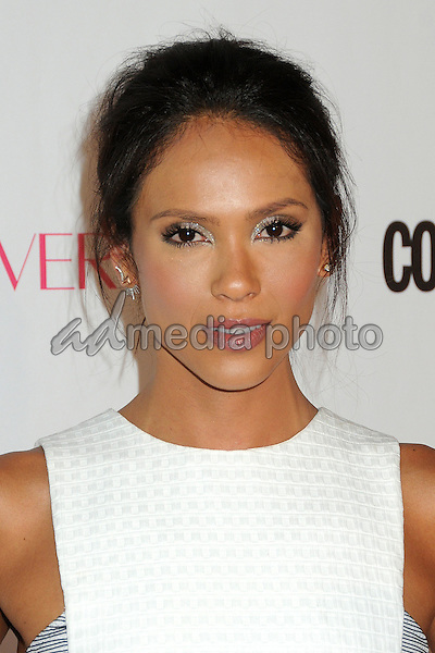 12 October 2015 - Hollywood, California - Lesley-Ann Brandt. Cosmopolitan 50th Birthday Celebration held at Ysabel. Photo Credit: Byron Purvis/AdMedia
