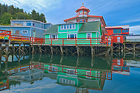 Village of Prince Rupert, Prudhomme Lake Provincial Park , British Columbia, Canada