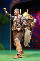 Monty Python's SPAMALOT, the hit musical lovingly ripped off from Monty Python and the Holy Grail opens at the Harold Pinter Theatre. Picture shows: Todd Carty.
