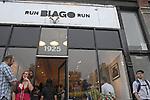 Run, Blago, Run Pop Up in Chicago 2009