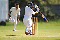 during Newham CC vs Barking CC, Essex County League Cricket at Flanders Playing Fields on 10th June 2017