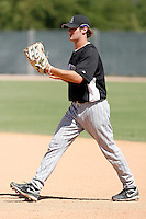 Ben Paulsen - Colorado Rockies 2009 Instructional League .Photo by:  Bill Mitchell/Four Seam Images..