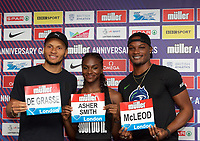 Muller Anniversary Games - Media Day - 19.07.2019