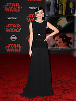 Sofia Carson  at the world premiere for &quot;Star Wars: The Last Jedi&quot; at the Shrine Auditorium. Los Angeles, USA 09 December  2017<br /> Picture: Paul Smith/Featureflash/SilverHub 0208 004 5359 sales@silverhubmedia.com