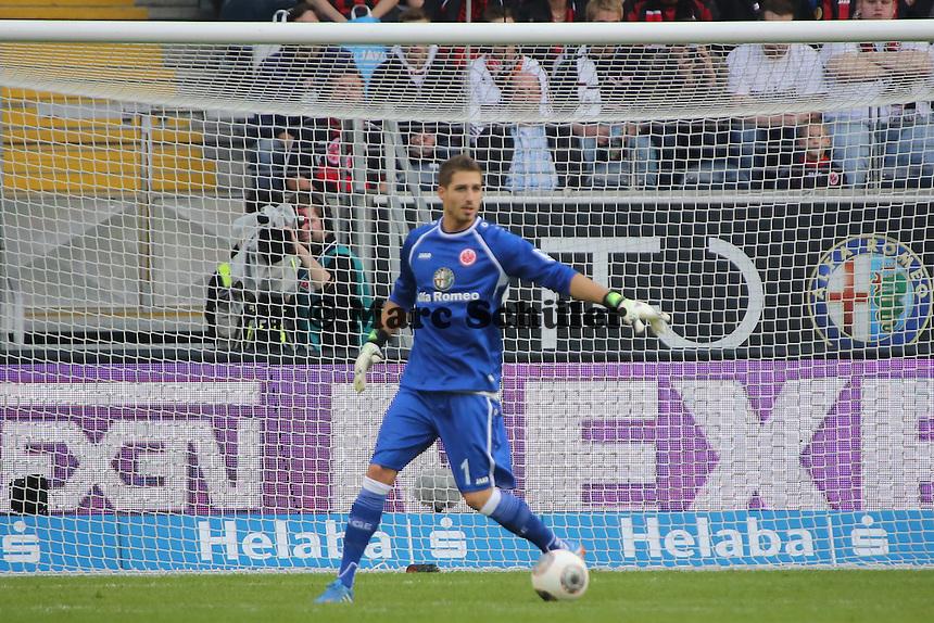 Kevin Trapp (Eintracht) - Eintracht Frankfurt vs. 1. FC Nuernberg,