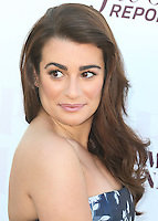 HOLLYWOOD, LOS ANGELES, CA, USA - DECEMBER 10: Lea Michele arrives at The Hollywood Reporter's 23rd Annual Power 100 Women In Entertainment Breakfast held at Milk Studios on December 10, 2014 in Hollywood, Los Angeles, California, United States. (Photo by Xavier Collin/Celebrity Monitor)