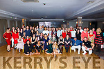 Linda Flanagan Zumba Class enjoying their Christmas party in the Ashe Hotel on Saturday night.