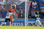 25.08.2019 St Mirren v Rangers: Allan McGregor saves from Junior Morias