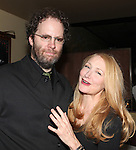 Shuler Hensley & Patricia Clarkson attending the Opening Night Performance After Party for 'The Whale' at West Bank Cafe in New York City on 11/05/2012