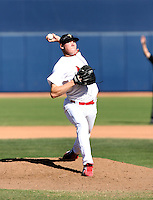 Brad Furnish / Peoria Saguaros 2008 Arizona Fall League..Photo by:  Bill Mitchell/Four Seam Images