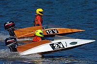 2-V, 12-V      (Outboard Runabouts)
