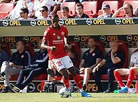 Edmilson Fernandes (1. FSV Mainz 05) - 14.09.2019: 1. FSV Mainz 05 vs. Hertha BSC Berlin, 4. Spieltag Bundesliga, OPEL Arena<br /> DISCLAIMER: DFL regulations prohibit any use of photographs as image sequences and/or quasi-video.