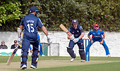 Issued by Cricket Scotland - Scotland V Afghanistan 2nd One Day International - Grange CC - Matthew Cross - picture by Donald MacLeod - 10.05.19 - 07702 319 738 - clanmacleod@btinternet.com - www.donald-macleod.com