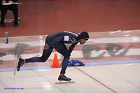 SPEEDSKATING: SALT LAKE CITY: 10-12-2017, Utah Olympic Oval, ISU World Cup, Shani Davis, 1000m, ©photo Martin de Jong