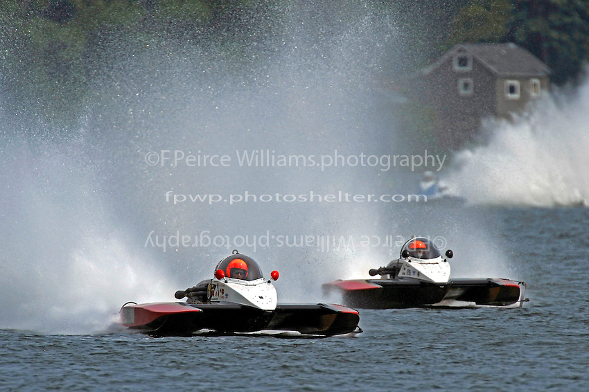 "Tom Thompson, A-52 ""Fat Chance Too"" and Andrew Tate, A-25 ""Fat Chance""  (2.5 MOD class hydroplane(s)"
