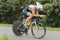 20170514 GEEL : Kwart triathlon -  1/4 Triathlon<br /> Fietsproef<br /> Roland Weytens<br /> <br /> PHOTO SPORTPIX.BE / DIRK VUYLSTEKE