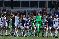 LAKEWOOD RANCH, Fla. (Dec. 9, 2018)—The U.S. Under-20 Women's National Team vs China in the 2018 Women's Nike International Friendlies. Premier Sports Campus in Lakewood Ranch, Fla.