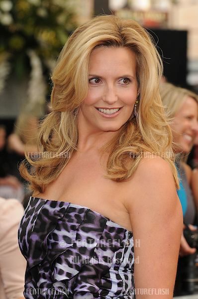 Penny Lancaster attends the Sex and the City 2 UK Premiere in Leicester Square, London. 27/05/2010.Picture By: Gerry Copper / Featureflash..