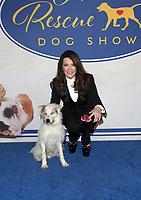 POMONA, CA - FEBRUARY 10: Lisa Vanderpump, at the Hallmark Channel's 2019 American Rescue Dog Show at Fairplex in Pomona, California on February 10, 2019. Credit: Faye Sadou/MediaPunch