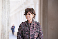 Lucrezia Reichlin, a former director of research at the European Central Bank, is Professor of Economics at the London Business School.  A dirlo è l'economista e docente della London Business School. Veezia 25 gennaio 2019. © Leonardo Cendamo