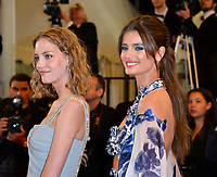 "CANNES, FRANCE. May 17, 2019: Lola Winding Refn & Taylor Hill at the gala premiere for ""Too Old to Die Young – North of Hollywood, West of Hell"" at the Festival de Cannes.<br /> Picture: Paul Smith / Featureflash"
