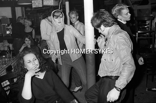 Covent Garden, London. 1980 <br />