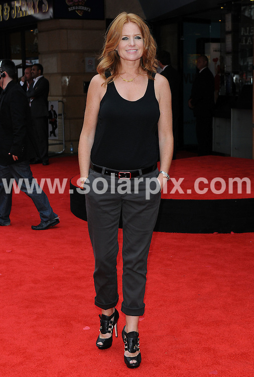 **ALL ROUND PICTURES FROM SOLARPIX.COM**.**WORLDWIDE SYNDICATION RIGHTS**.Premiere of The Ugly Truth at The Vue cinema, Leicester Square, London, UK. 4 August 2009 ..This pic: Patsy Palmer..JOB REF: 9698 SSD     DATE: 04_08_2009.**MUST CREDIT SOLARPIX.COM OR DOUBLE FEE WILL BE CHARGED**.**MUST NOTIFY SOLARPIX OF ONLINE USAGE**.**CALL US ON: +34 952 811 768 or LOW RATE FROM UK 0844 617 7637**