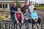 Award: Winners of the Best Public Building Award.at the Listowel Tidy Towns ceremony in The.Mermaids on.T h u r s d a y.evening were.Kerry Parents.and Friends. Pictured.are Tom.OSullivan, Mike.McElligott, Johnny Mulvihill,.Mike McElligott,.Margaret.McCarthy, William OConnell.and Joe.Mannix.