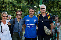 Manfredi Borsellino - Magistrate Paolo Borsellino's son &amp; Police Commissioner at Cefal&ugrave; (Palermo - Commissario di Polizia di Cefal&ugrave;) &amp; Friends.<br />