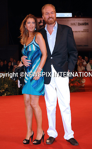 "ARTURO ARTOM AND FIANCEE.White Material premiere at the  66th Venice Film Festival , Venice_06/09/2009.Mandatory Credit Photo: ©NEWSPIX INTERNATIONAL..**ALL FEES PAYABLE TO: ""NEWSPIX INTERNATIONAL""**..IMMEDIATE CONFIRMATION OF USAGE REQUIRED:.Newspix International, 31 Chinnery Hill, Bishop's Stortford, ENGLAND CM23 3PS.Tel:+441279 324672  ; Fax: +441279656877.Mobile:  07775681153.e-mail: info@newspixinternational.co.uk"