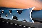 Sneek, 12 mei 2009<br /> Aquaduct de Geau, De Geeuw, A7 bij Sneek<br /> Architect Tatjana Trzin, verlichting Philips<br /> Foto Felix Kalkman