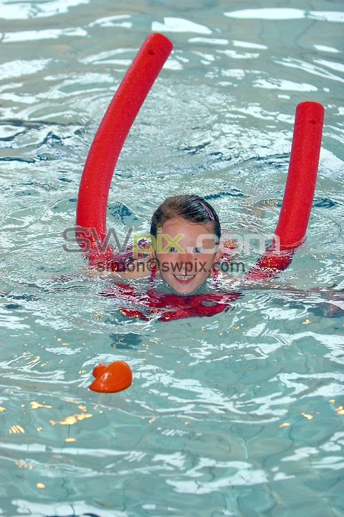 PICTURE BY JAREK BOGDANOWICZ/SWPIX.COM - Disability Swimming- Trainning at Wigston Swimming Pool, Wigston 06.07.2008..Copyright - Simon Wilkinson - 07811267706..