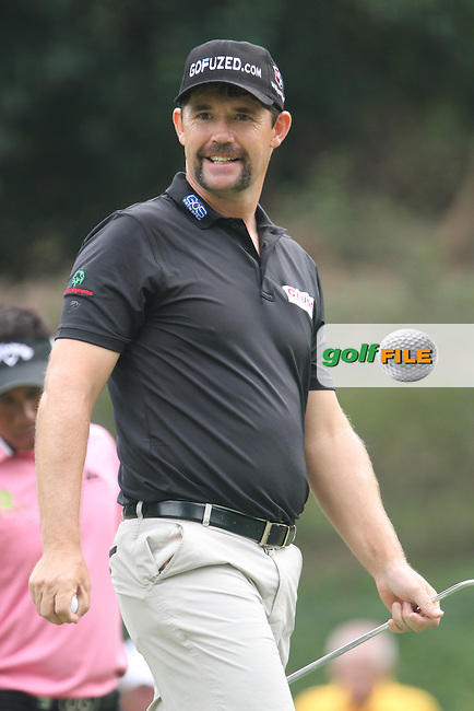 Padraig Harrington (IRL) on the 5th during Round 2 of the UBS Hong Kong Open 2012, Hong Kong Golf Club, Fanling, Hong Kong. 16/11/12...(Photo Jenny Matthews/www.golffile.ie)