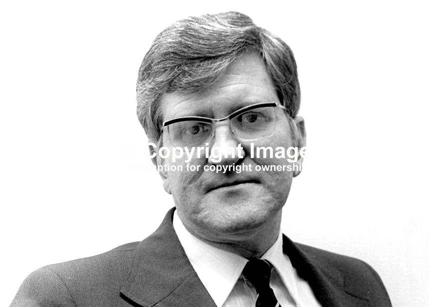 Arthur W Jack, resident magistrate, N Ireland, May 1973, 197305000287<br />