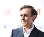 Alan Cumming attends the 'Battle of the Sexesl' premiere during the 2017 Toronto International Film Festival at Ryerson Theatre on September 10, 2017 in Toronto, Canada.