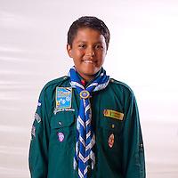 Scout from Honduras.