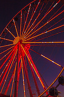 The Big Red Wheel
