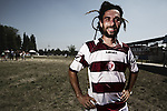July 11, Bosco Albergati (Castelfranco Emilia, Modena) - Italy<br /> <br /> About 150 football Teams gathered to join the 2011 edition of the World Antiracist Championships (host by UISP, Unione Italiana Sport per tutti)<br /> <br /> Sport has only been an excuse to veichulate themes and issues such as sexism, omofoby, racism, intollerance, sport violence, etc.<br /> <br /> Shoot4Change was there with a team of about 10 photographers to witness and support this event