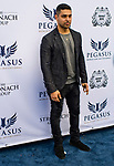 HALLANDALE BEACH, FL - JANUARY 27: Wilmer Valderama on the Blue Carpet on Pegasus World Cup Invitational Day at Gulfstream Park Race Track on January 27, 2018 in Hallandale Beach, Florida. (Photo by Scott Serio/Eclipse Sportswire/Getty Images)
