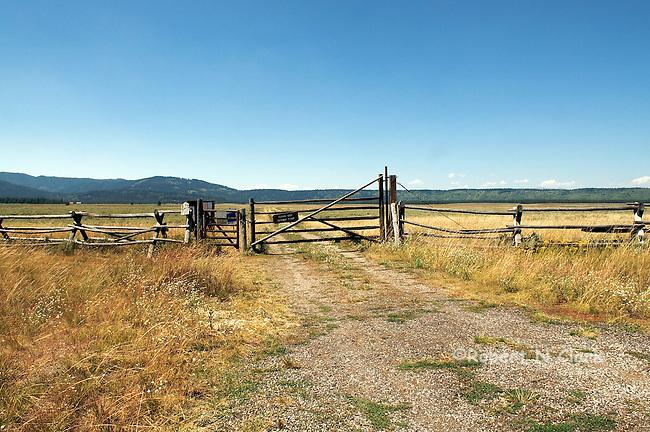 Railroad Ranch, Harriman State Park