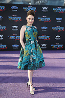 19 April 2017 - Hollywood, California - Clare Grant. Premiere Of Disney And Marvel's &quot;Guardians Of The Galaxy Vol. 2&quot; held at Dolby Theatre. <br /> CAP/ADM/PMA<br /> &copy;PMA/ADM/Capital Pictures