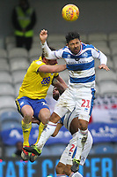 Massimo Luongo of QPR during Queens Park Rangers vs Birmingham City, Sky Bet EFL Championship Football at Loftus Road Stadium on 9th February 2019
