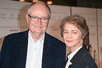 Jim Broadbent &amp; Charlotte Rampling at the premiere of &quot;The Sense of an Ending&quot; at the Picturehouse Central, London, UK. <br /> 06 April  2017<br /> Picture: Steve Vas/Featureflash/SilverHub 0208 004 5359 sales@silverhubmedia.com