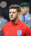 England's Adam Lallana in action during the International Friendly match at Olympiastadion.  Photo credit should read: David Klein/Sportimage